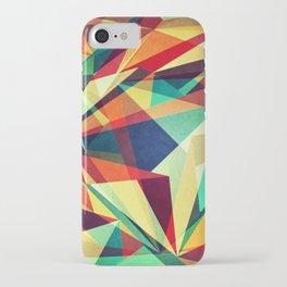 Broken Rainbow iPhone Case