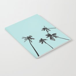 Palm trees 5 Notebook