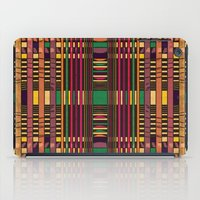 grid iPad Cases featuring Grid by Glanoramay