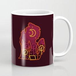 Michigan Camping - Autumn Coffee Mug