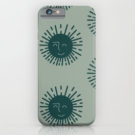 Mr. Golden Sun Collection iPhone Case
