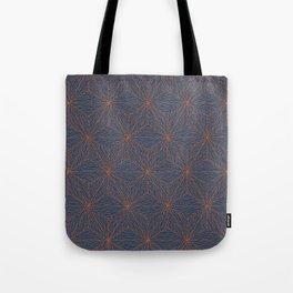 Cuben Wavey Tote Bag