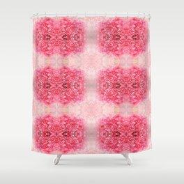 Pink bloom Shower Curtain