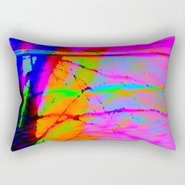 TOXIC SUPER FREAKOUT #7 - 04-0 Rectangular Pillow