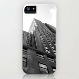 Empire State of Mind - 2009 iPhone Case