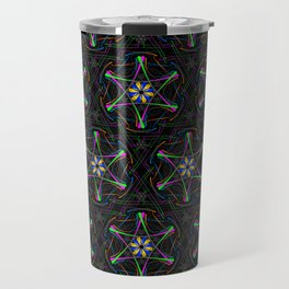 Pattern Christina Travel Mug