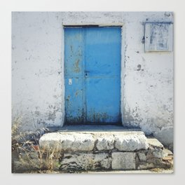 Doors of Perception 31 Canvas Print