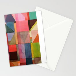 klee words Stationery Cards