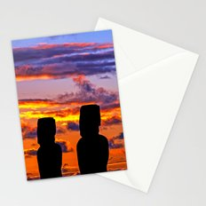 TOUCHED BY FIRE Stationery Cards