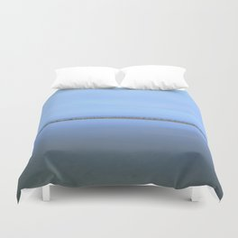 """Peace"". Sea dreams Duvet Cover"