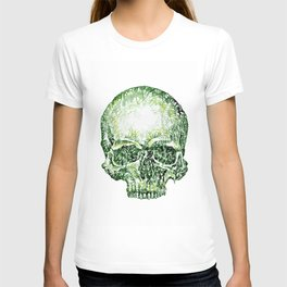 Tropical Skull ! T-shirt