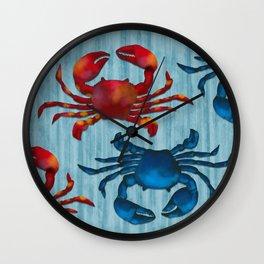 Crab! Wall Clock