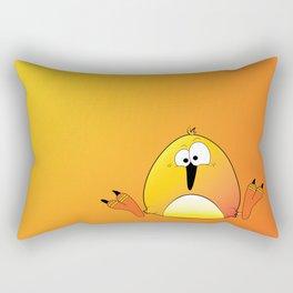 Bird I Rectangular Pillow