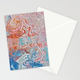 Fire Falls Stationery Cards