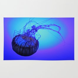 Grape jelly Rug