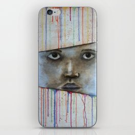 through the colors of life iPhone Skin