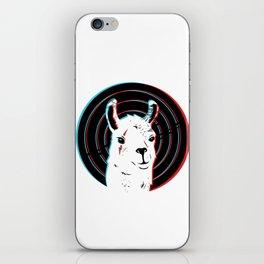 Llamalook iPhone Skin