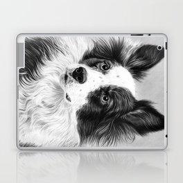 Dog Portrait 02 Laptop & iPad Skin