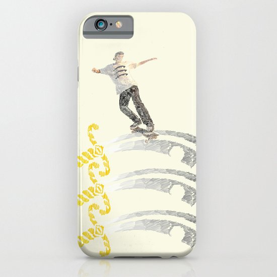 essex skateboarding  iPhone & iPod Case