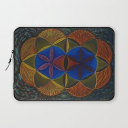 the lucifer experiment geometry Laptop Sleeve