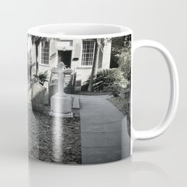 'Til death do us part - B&W Coffee Mug