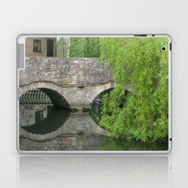 By the Old Mill Stream Laptop & iPad Skin