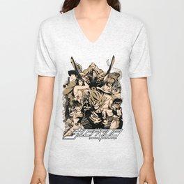 J-LEAGUE - Japanese Special Force Unisex V-Neck