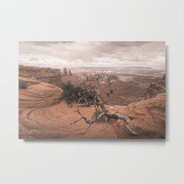 Mesa Arch Canyonland Metal Print