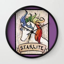 Starlite Wall Clock