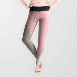 Abstract modern print 2 Leggings