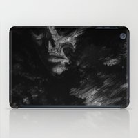 the cure iPad Cases featuring CURE by Atrament Fox
