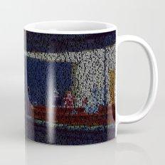 Tom's Diner (Edward Hopper/Suzanne Vega mash up) Mug