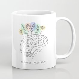 The Garden of Your Mind Coffee Mug
