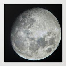 Moon 1 Canvas Print