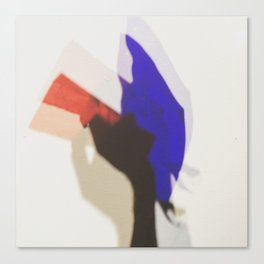 Shadow Puppet Canvas Print