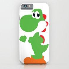 Yoshi - Minimalist - Nintendo Slim Case iPhone 6