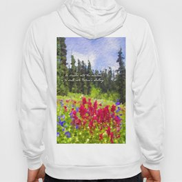 To Wander Into the Meadow Hoody