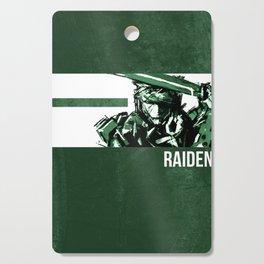 Raiden Cutting Board