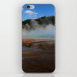 Like From An Alien World iPhone Skin