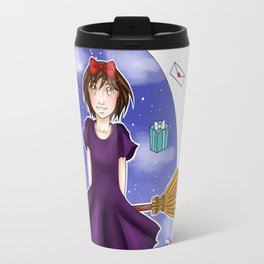 Kiki's Delivery Service! Travel Mug