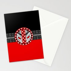 Dead Pool Art Pattern Stationery Cards