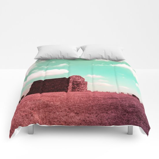 Candy my Castle Comforters