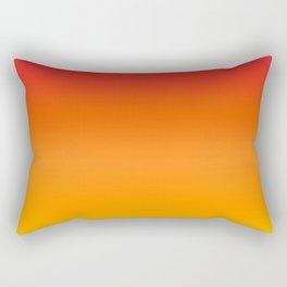 Mango Gradient Rectangular Pillow