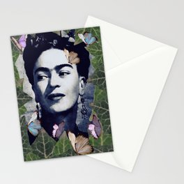 Frida the one Stationery Cards