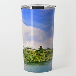 Lake Ashi Travel Mug