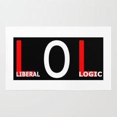 LOL - Liberal Logic Rug