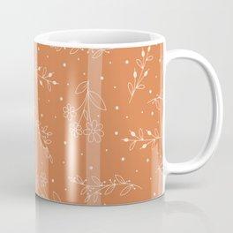 Deluxe, Stylized ,Folkloric Coffee Mug