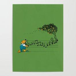 Maestro of Nature Poster