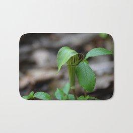 Michigan Wild Plant Bath Mat