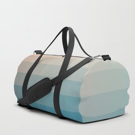 Lumen, Turquoise and Pink Glow Duffle Bag